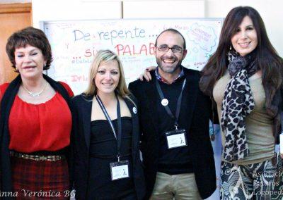 Facultad de Psicología, Universidad Madrid. Fernando García Escudero y Mariela Astudillo