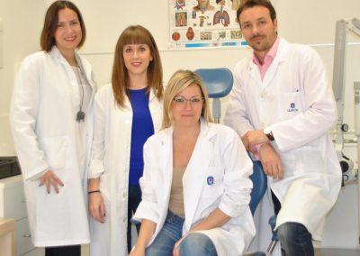 Unidad de la Voz Hospital Quirón Málaga España